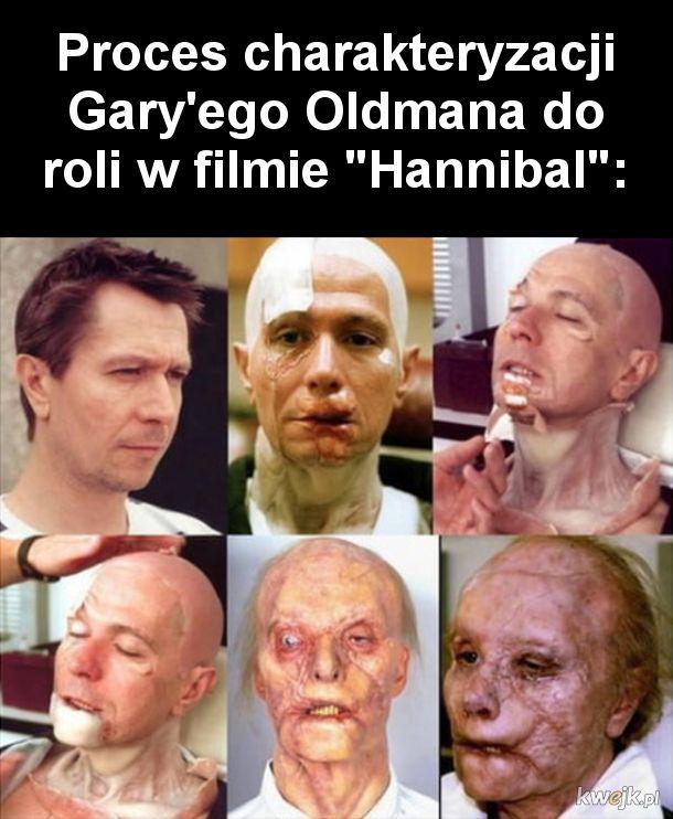 Gary Oldman jest w stanie zagrać każdego