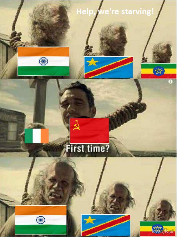 Pierwszy raz? ;)