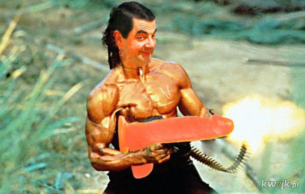 nowa część Rambo wygląda super