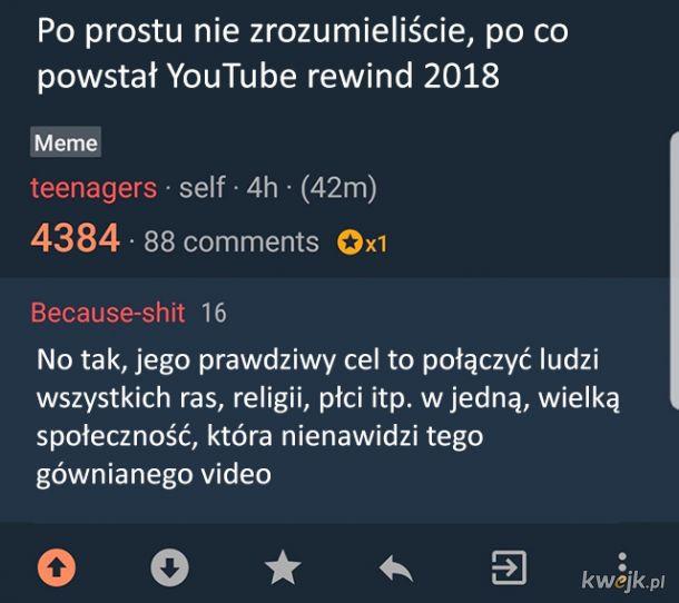 Prawdziwy powód powstania YouTube Rewind