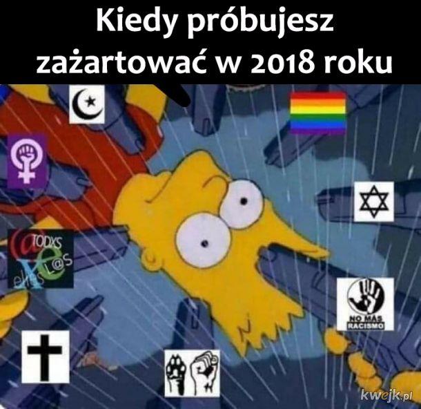 Żarciki 2018