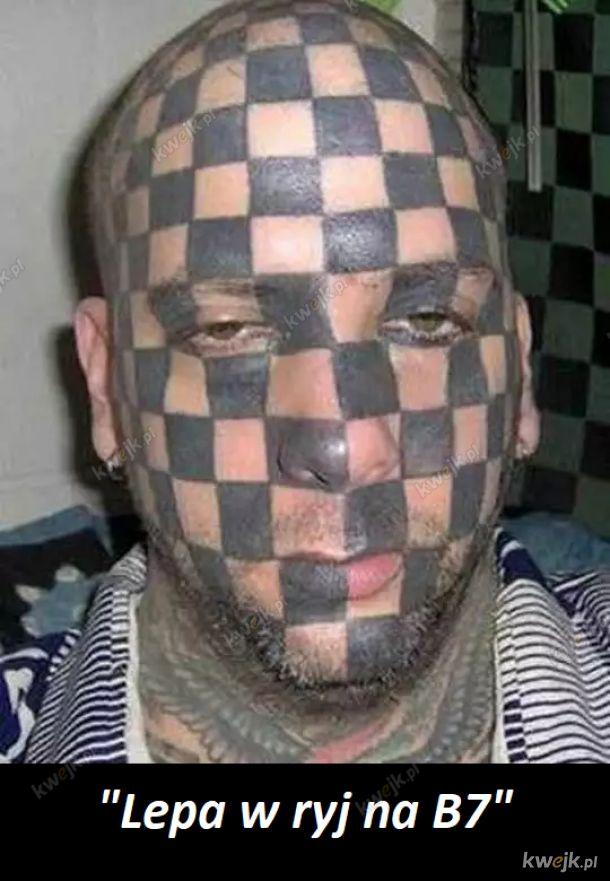 Można pograć w szachy