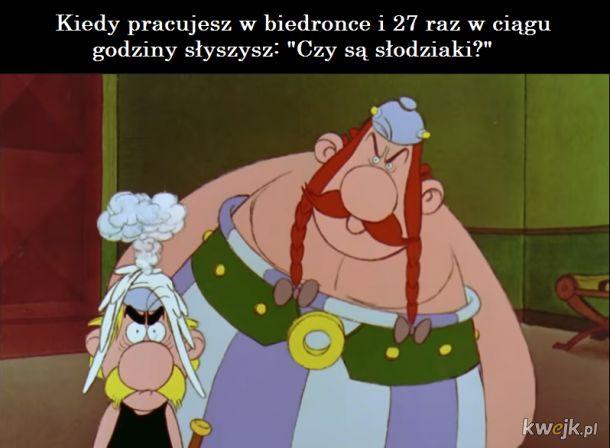 Biedronka i słodziaki
