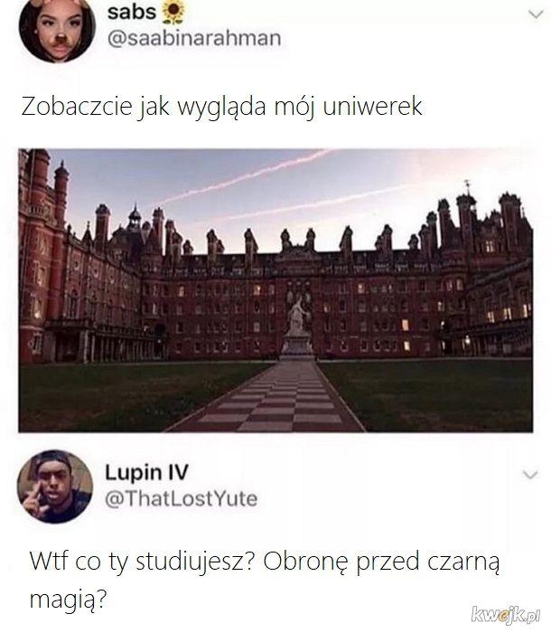 Dziwna szkoła