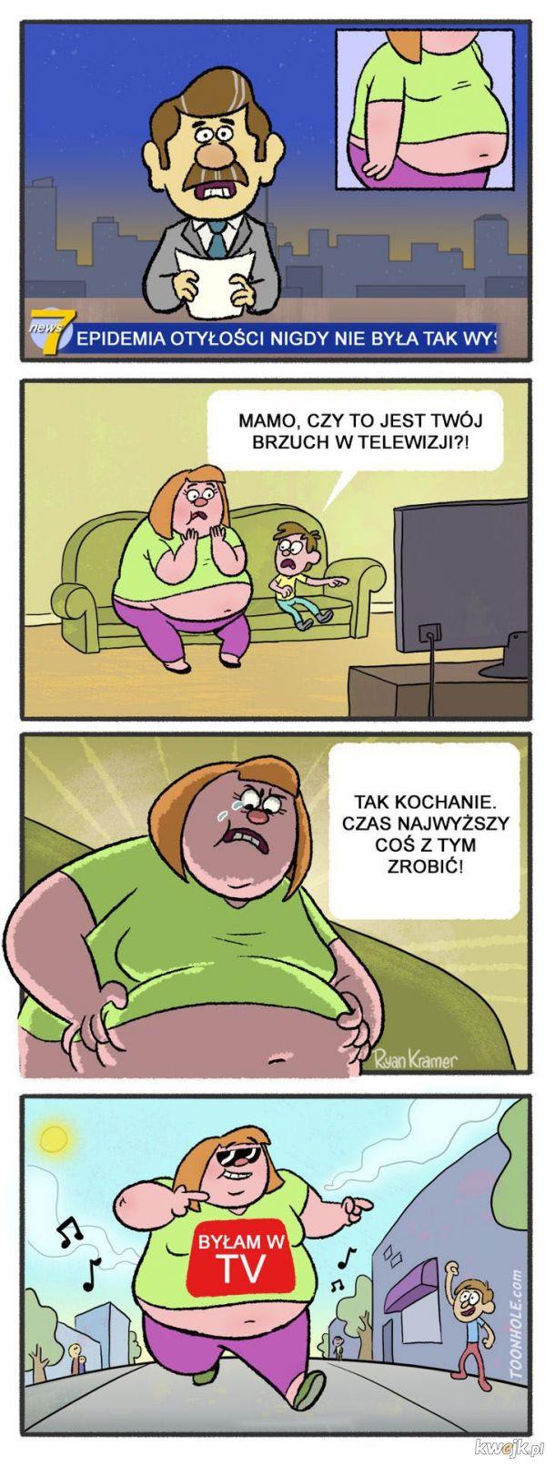 Epidemia otyłości