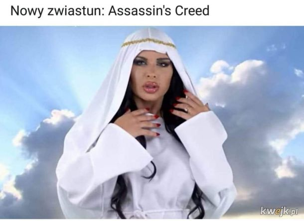 Nowy Assassin's Creed?