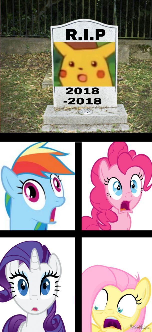 Gdy memy umierają.....
