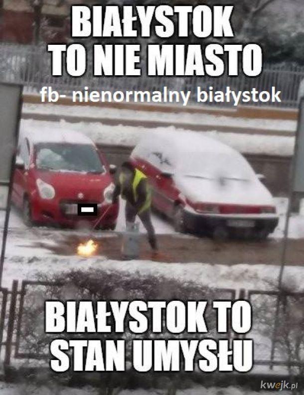 Typowy Białystok
