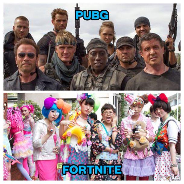 Są dwa rodzaje graczy
