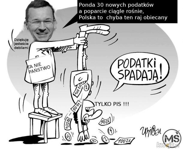 MINI$TER BANK$TER MAOwiecki
