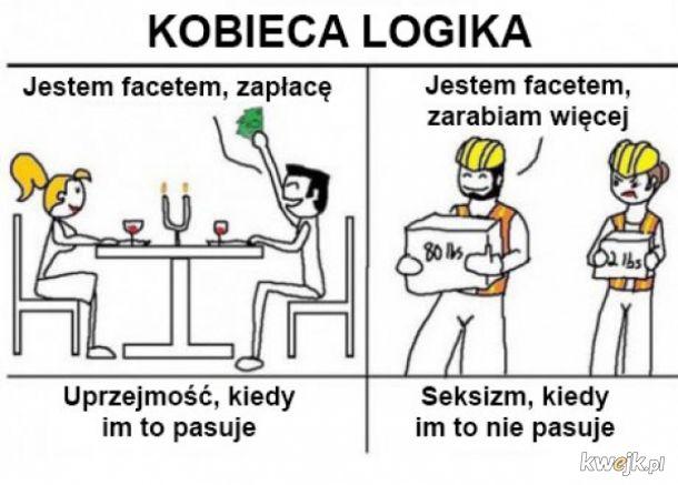 Kobieca logika