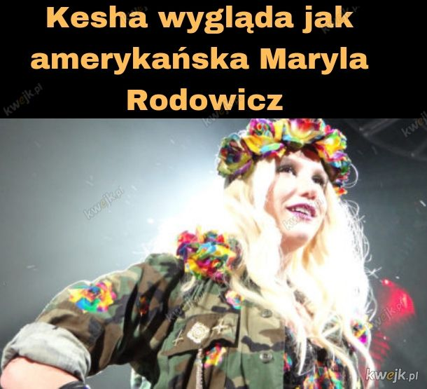 Kesha Rodowicz