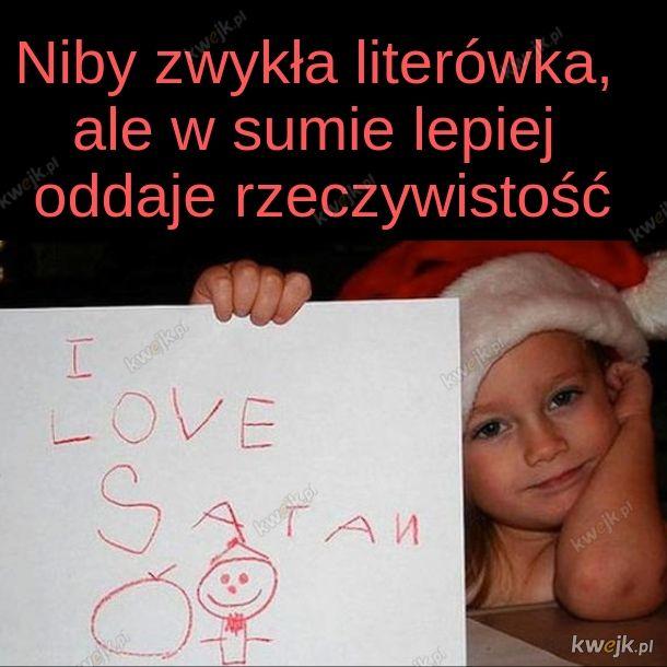 Satan - Santa