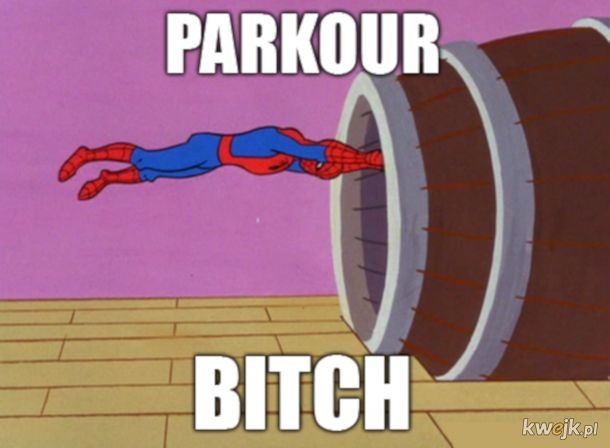 peter parkur