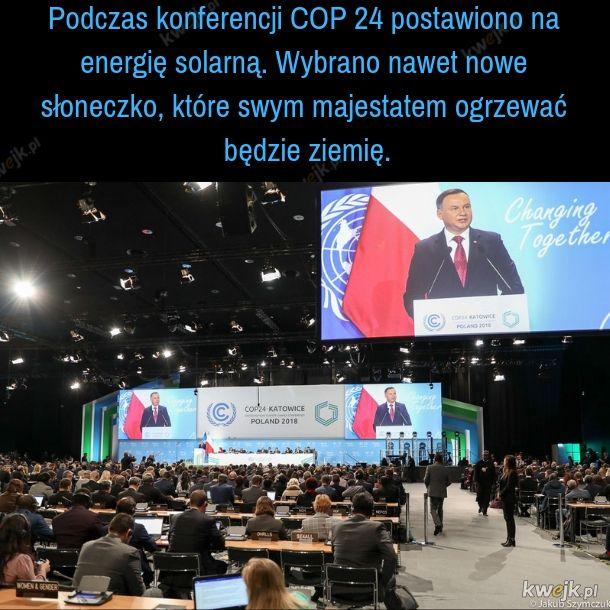 Pan Prezydent Słoneczko