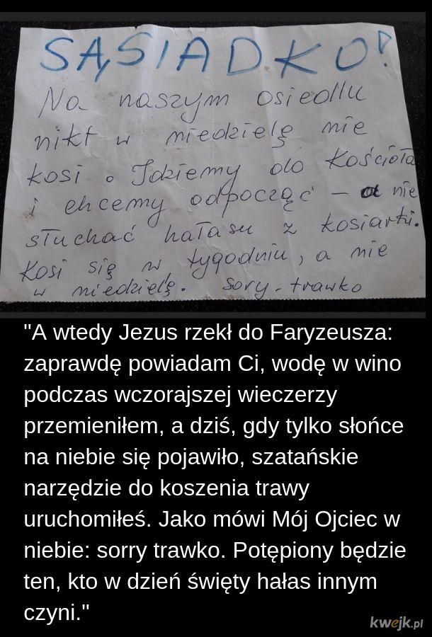 List do Cebularzy