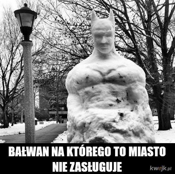 snow - man