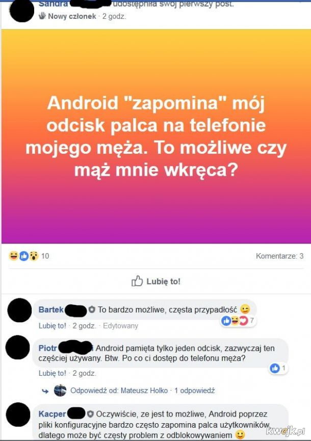 Zły Android