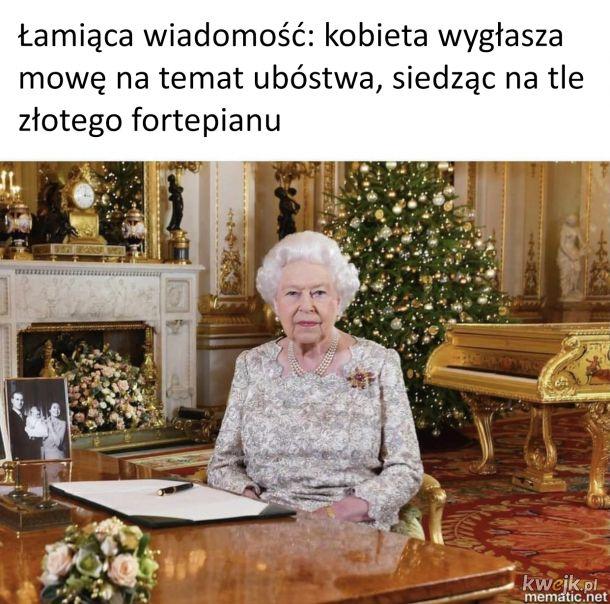 Orędzie królowej