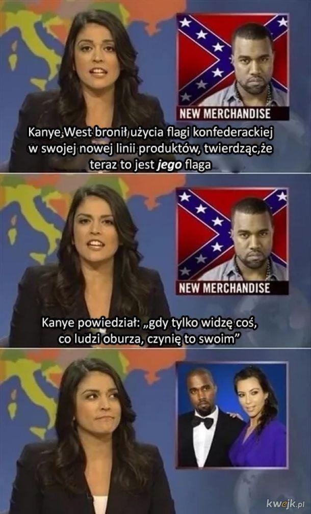 Co ten Kanye...
