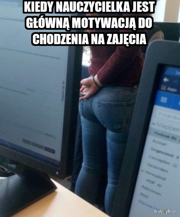 that nauczycielka