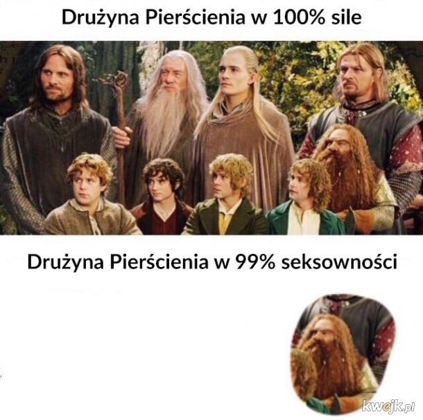 Memy z Władcy Pierścieni
