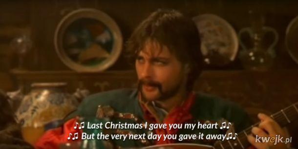 Zaśpiewaj nam, synku o świątecznej sławie