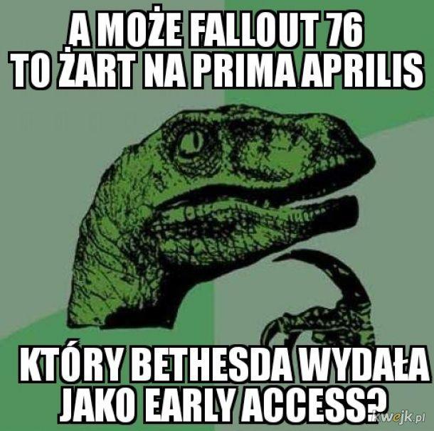 Fallout 76 prank