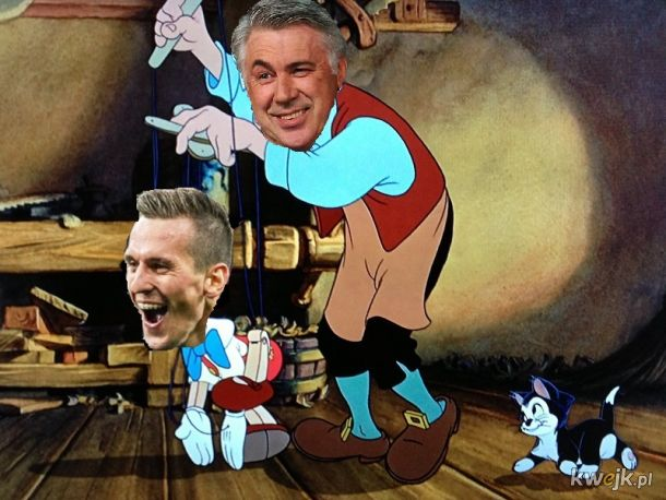 Pinocchio fine-tuning