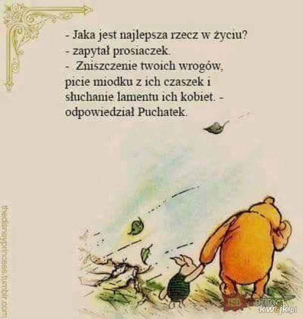 Kubus Puchatek - historia prawdziwa