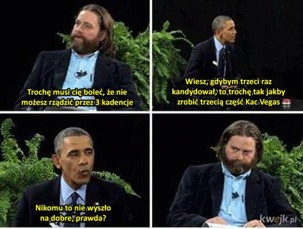 Obama zaorał