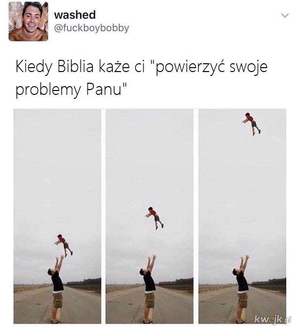 Bóg pomoże