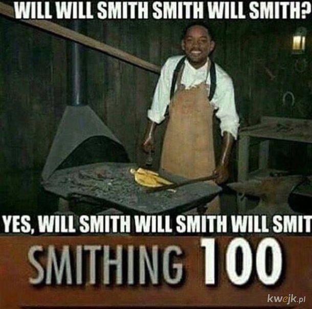 Czy Will Smith wykuje Willa Smitha?