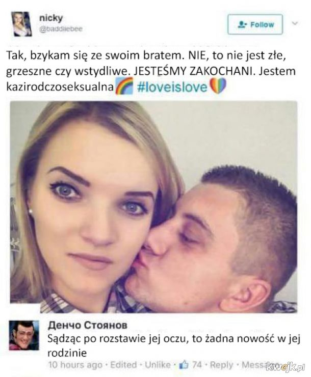 Miłość to miłość?