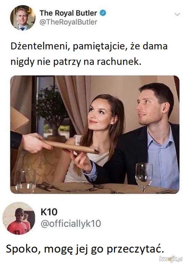 Dama i dżentelmen