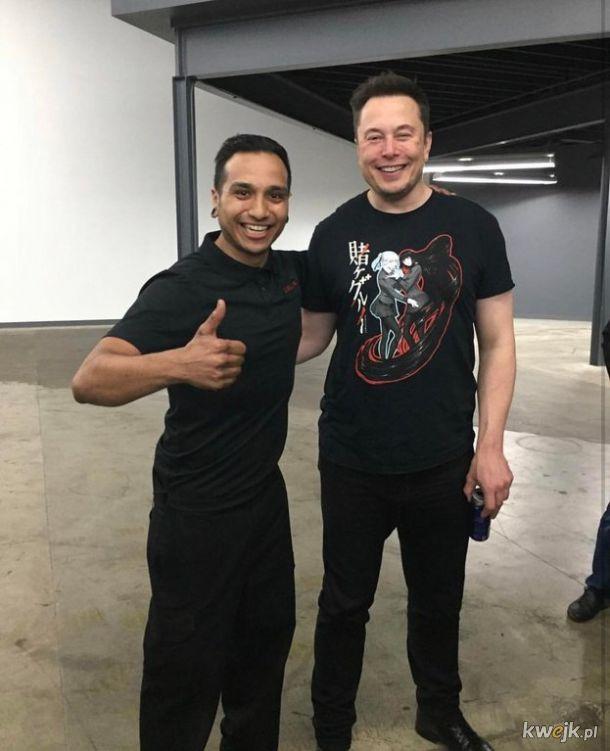 Widze, Elon Senpai już się szykuje na 2 sezon kakegurui.