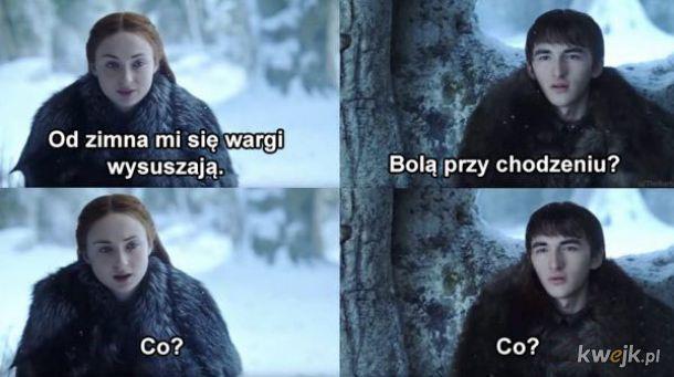Zima zła