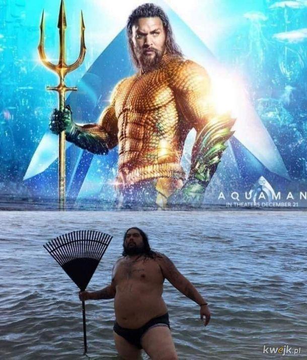 Aquaman w realu !