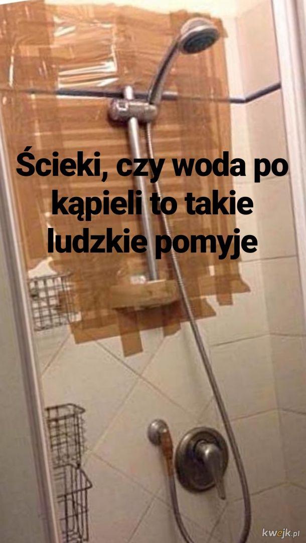 Myśli prysznicowe