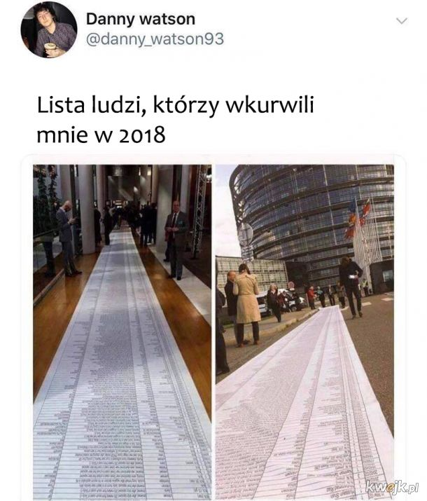 Lista ludzi
