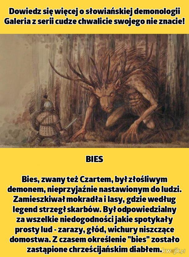 Dowiedz się więcej o słowiańskiej demonologii