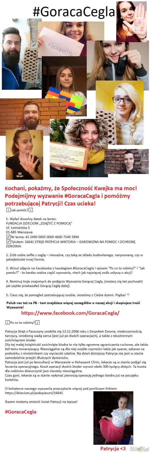 #GoracaCegla