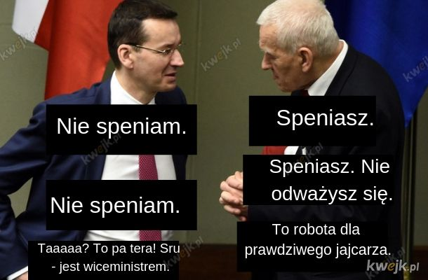 Mati to nie cykor!