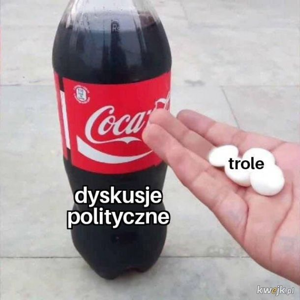 Dyskusje polotyczne takie są