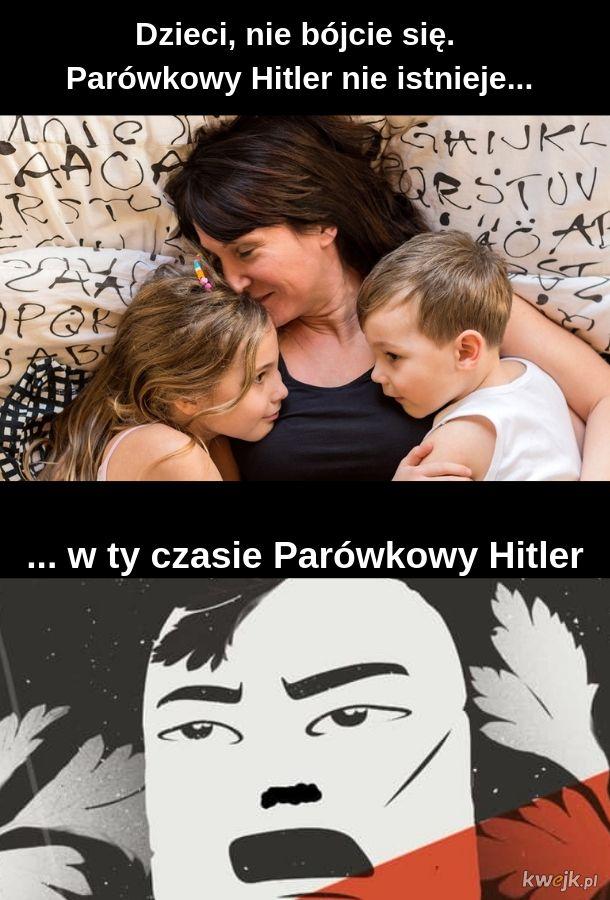 Parówkowy Hitler