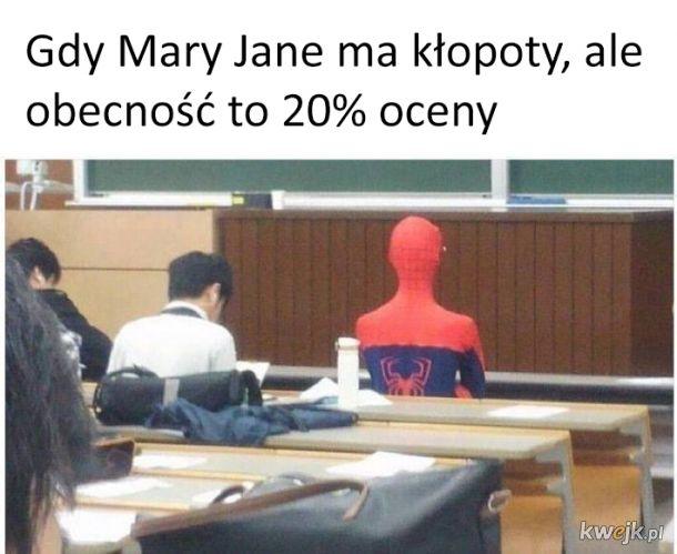 Spider-Man to kujon