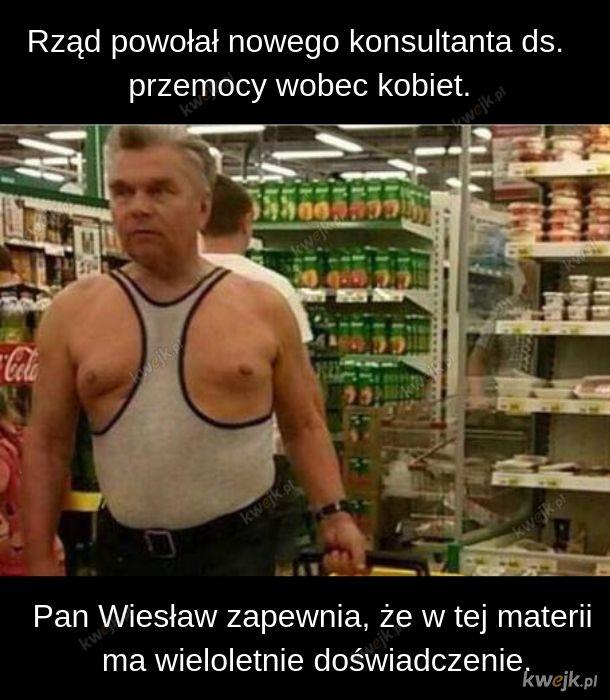 Pan Wiesław