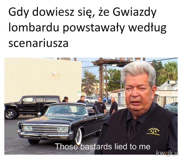 To ktoś o tym nie wiedział?