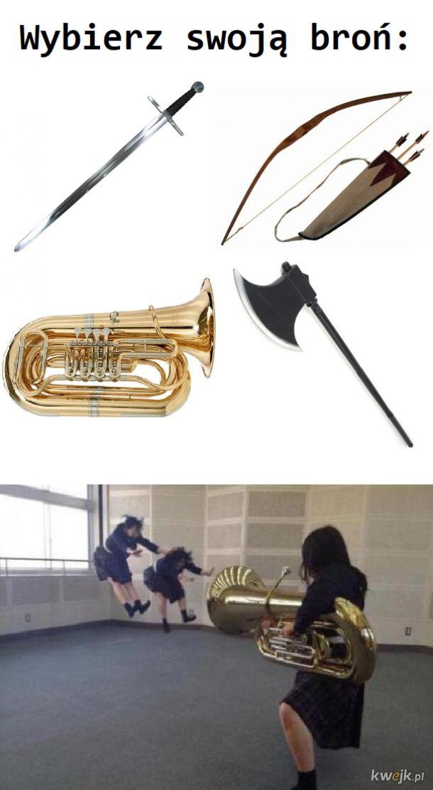 Najlepsza broń