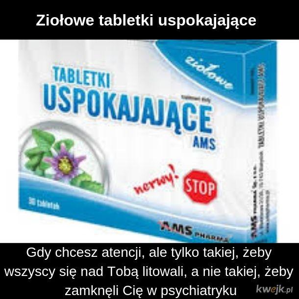Tabletki atencji